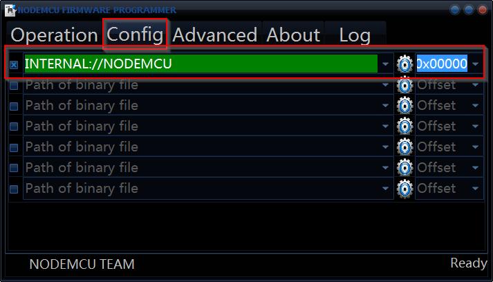 NodemcuProgConfig